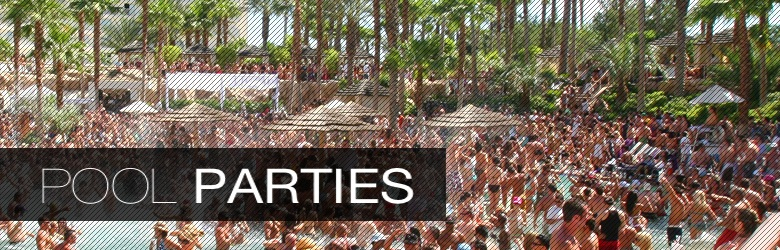 Las Vegas Pool Parties